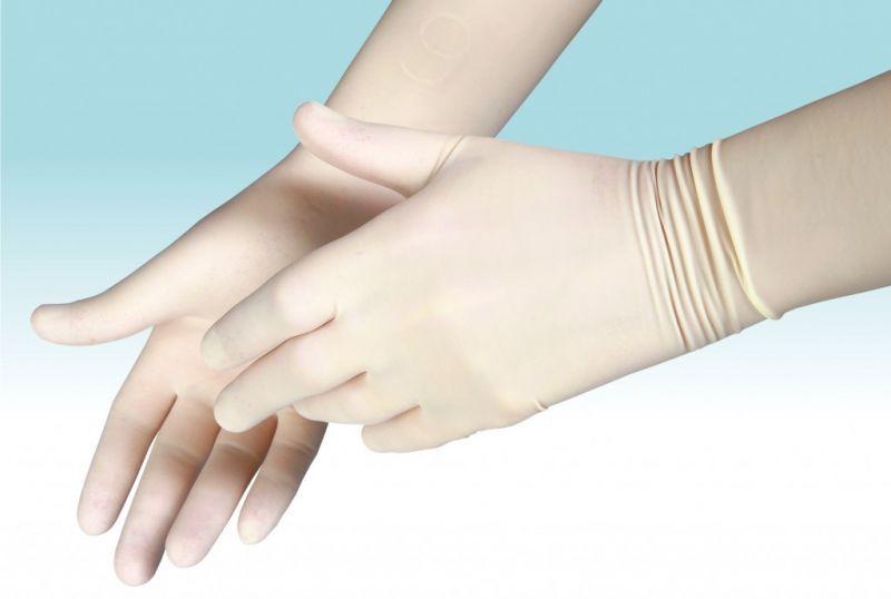 перчатки одноразовые винил