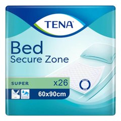 Пеленки TENA Bed Super 90x60 см. 26 шт.