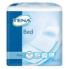 Пеленки TENA Bed plus 60x60 см. 35 шт.