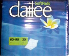 Пелюшки DAILEE Soft Plus 90x60 см. 30 шт