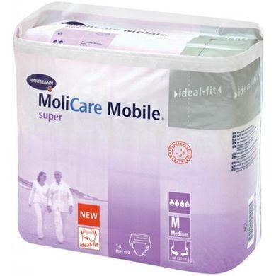 Поглинаючі труси-підгузники для дорослих MOLICARE Mobile super 2 Medium 14  шт. 2f21942b194da
